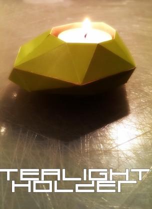 tealight copertina